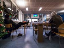 Tilburg: al daklozen in hotels en vakantiehuizen