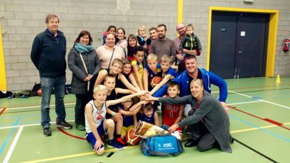 Basketters winnen 'Sporters beleven meer'-award