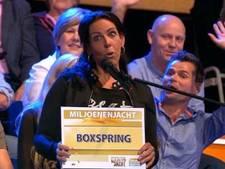 Man wil met winnares Miljoenenjacht-boxspring naar bed
