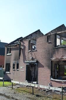 Woning uitgebrand in Biervliet