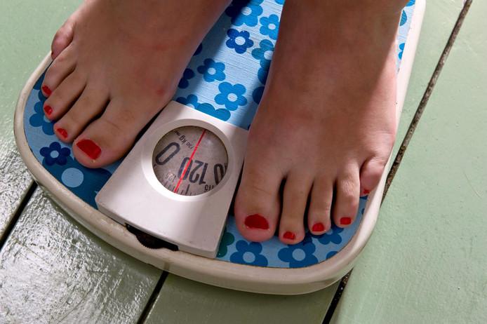 Eén procent van de Nederlanders ouder dan twintig jaar is ernstig te zwaar