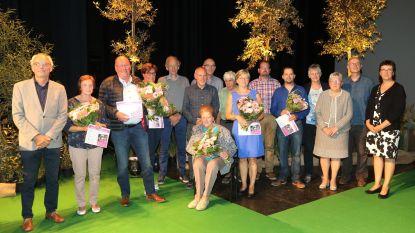 Laureaten bebloemingswedstrijd krijgen hun prijzen