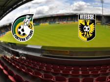 Fortuna Sittard ontvangt Vitesse