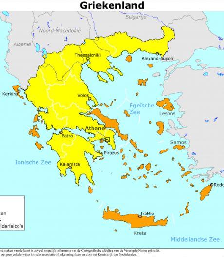 Woede bij Nederlandse hoteleigenaren op Griekse eilanden: 'Wij hebben hier géén besmettingen'