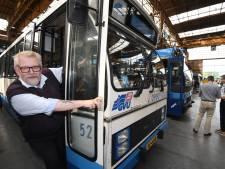 'Toen had je spierballen nodig, nu bestuur je een bus met je pink'