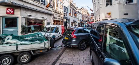 Vuile busjes en vrachtwagens verdwijnen uit Arnhems winkelhart
