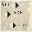 'All men are created equal' Barack Obama (orig. Thomas Jefferson) 140 x 140 cm. Acryl-katoen. Courtesy Cokkie Snoei.