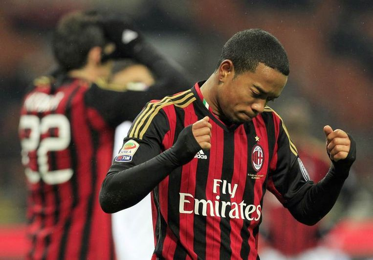 Urby Emanuelson. Beeld reuters