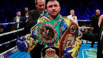 Lomachenko verovert WBC-titel bij lichtgewichten
