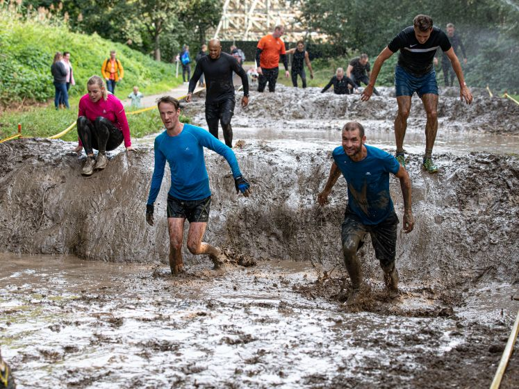 Coronaproof editie Mud Masters succesvol: 'Netjes geregeld'