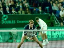 Deze week in... 1995: Tóch een Jacco en Paul-show op WK tennis in Eindhoven