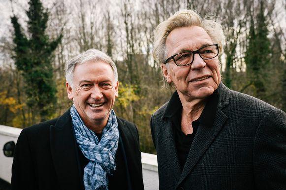 Marc Degryse en Jan Mulder