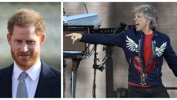 Jon Bon Jovi laat prins Harry tamboerijn spelen in nieuw lied