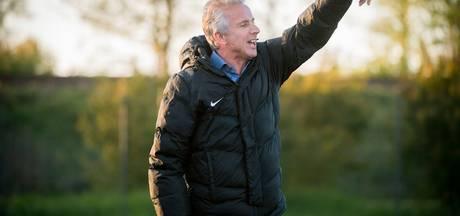Trainer Miguel van den Dungen gaat RKSV Nuenen verlaten