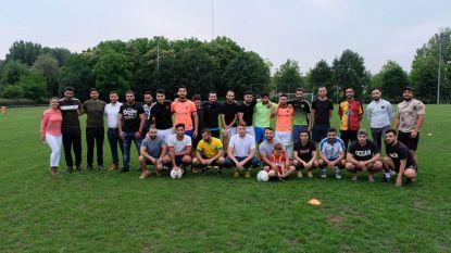 FC Suraye United verenigt gemeenschappen