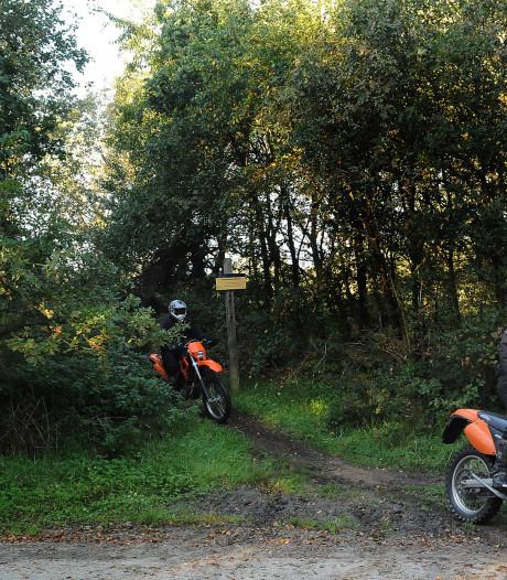 In paar maanden tijd zestien wildcrossers opgepakt in Noordoost-Brabant