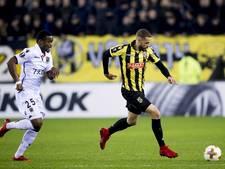 Bank Vitesse dreigt voor matchwinnaar Castaignos