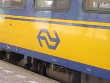 Stilgevallen trein bij Yerseke weggehaald, dienstregeling weer normaal