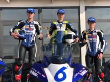 Jeffrey Buis wint bij debuut in Yamaha R3 Cup