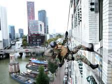 Duivelse dilemma's en virtuele vredesmissies: Mariniersmuseum Rotterdam wordt steeds interactiever