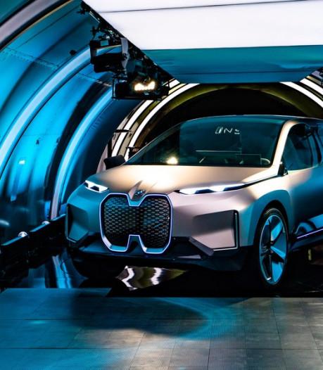 Elektrische BMW i5 wordt leefruimte op wielen