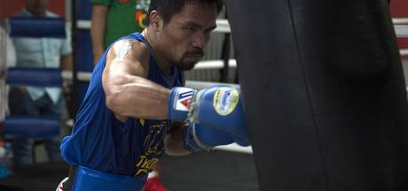 Pacquiao en Khan akkoord over datum 'supergevecht'