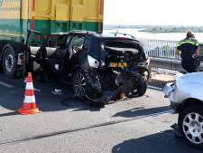 Zes gewonden bij ernstig ongeluk op N50 tussen Emmeloord en Kampen
