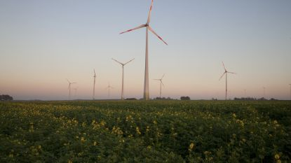 Luminus bouwt drie windmolens in Geel