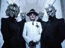 Mysterieuze man achter rockband Ghost spreekt: groep op Dynamo Metal Fest in Eindhoven