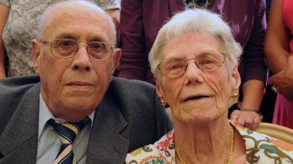 Oscar en Jeannette vieren briljanten huwelijk