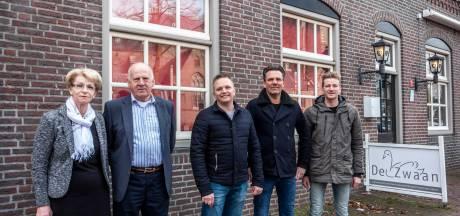 Nieuwe eigenaren willen herbouw De Zwaan in Bakel
