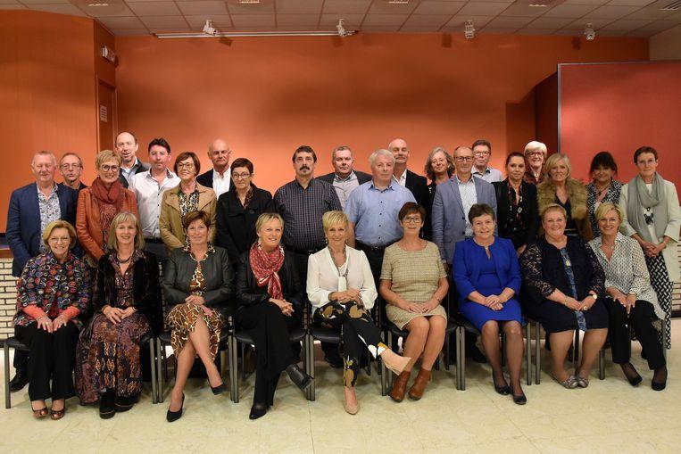 De 60-jarigen van Knesselare.