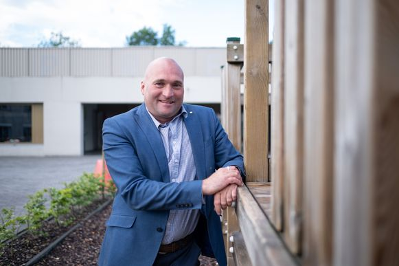 Directeur Tom Resseler verlaat BSGO De Spreeuwen te Mechelen.