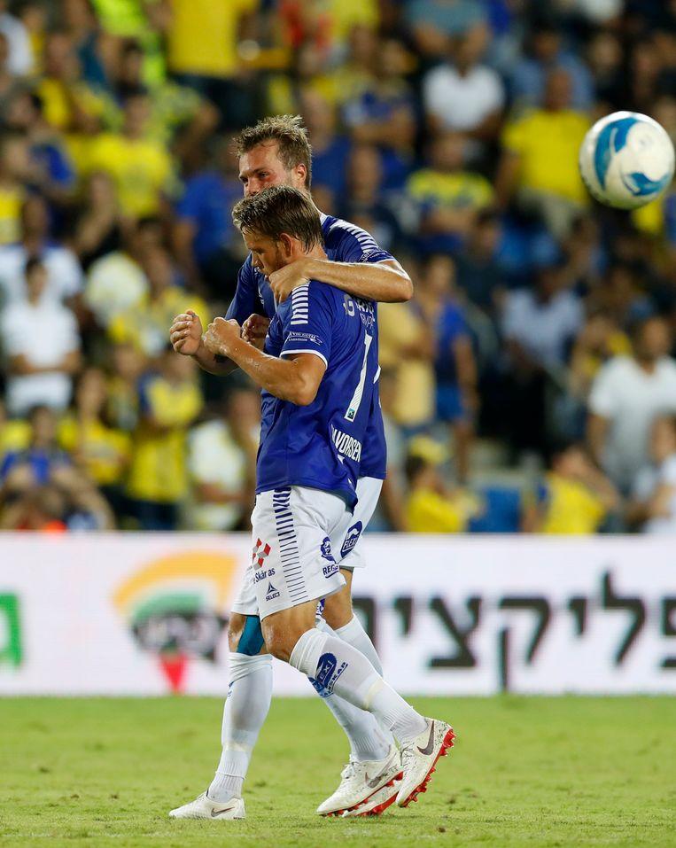 Sarpsborg knikkerde Maccabi Tel Aviv uit het toernooi.