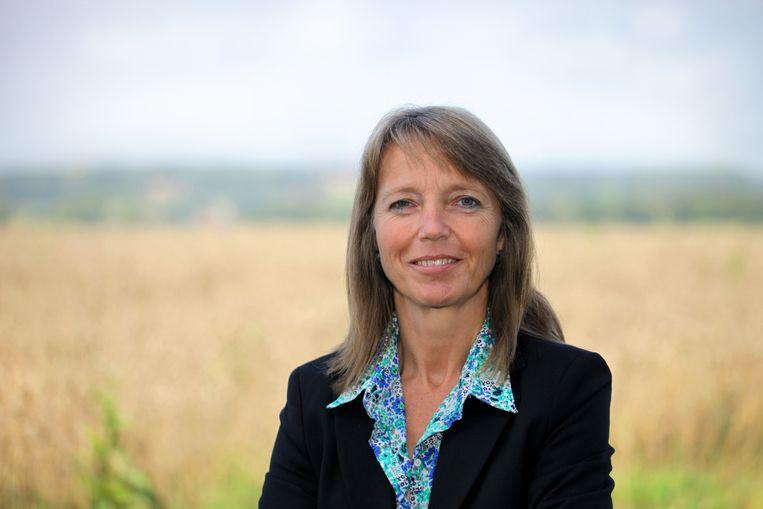 Sonja De Becker van de Boerenbond.