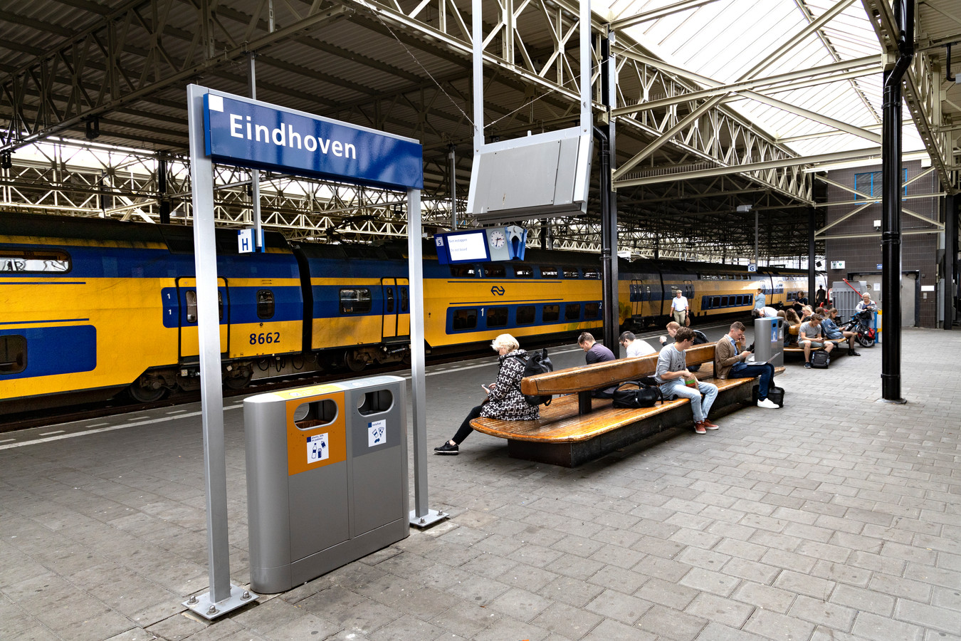 Station Eindhoven.