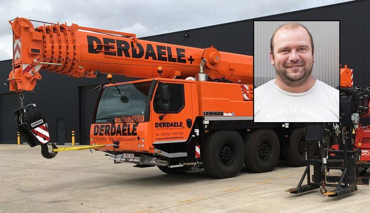 Het slachtoffer werkte voor de firma Derdaele+.