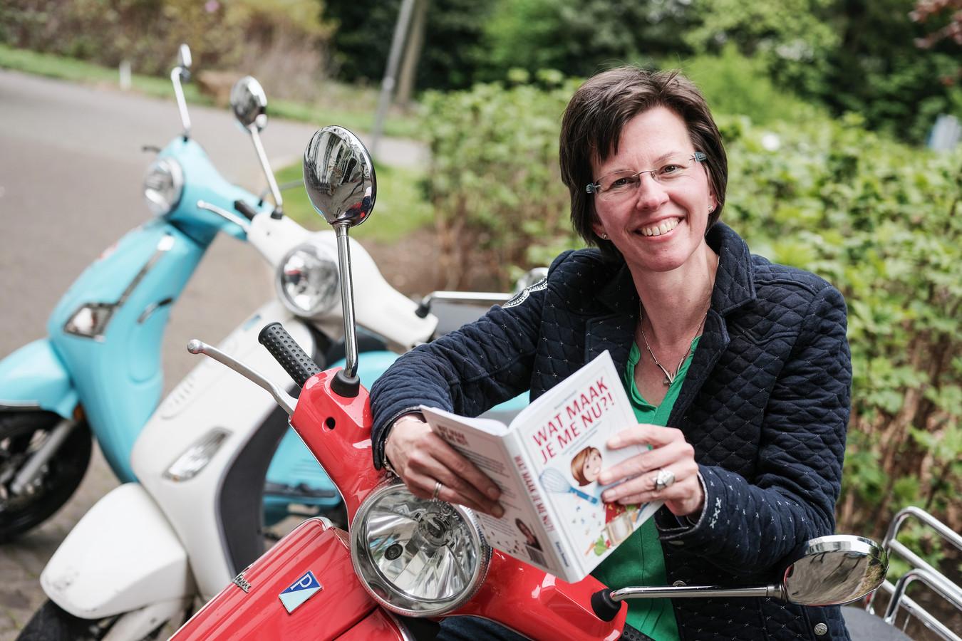 Bianca Roemaat schreef een boek over menukaarten.