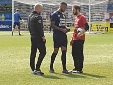 Mario Bilate mogelijk niet inzetbaar tegen Go Ahead Eagles