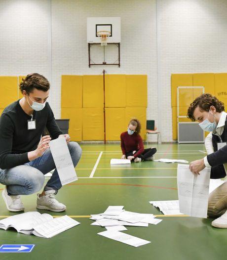 Alle stemmen in Oisterwijk moeten na blunder op stembureau opnieuw geteld worden