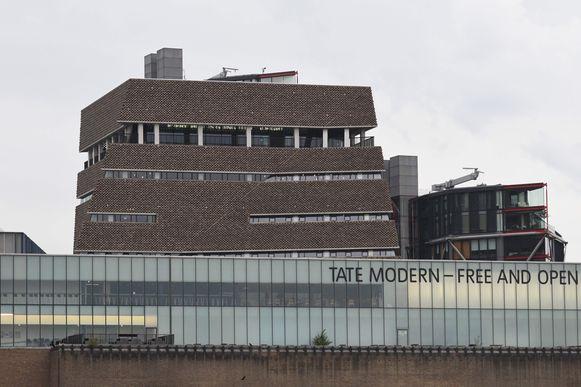Het gebouw van Tate Modern in Londen.