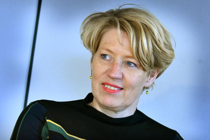 Wethouder Ursula Bekhuis.