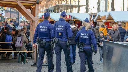 Meer politie maar geen extra maatregelen op Brusselse kerstmarkt na schietpartij in Straatsburg