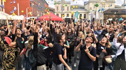 Gezocht voor YOUCA Action Day: 750 jobs in Leuven