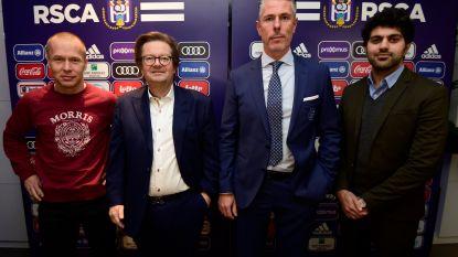 Anderlecht gaat internationaal: paars-wit trekt naar China en Amerika, Luc Devroe krijgt nieuwe functie binnen sportieve cel