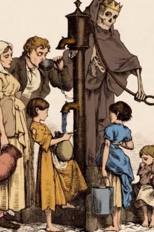 Hoe cholera in de 19de eeuw voor honderden doden zorgde in het Groene Hart