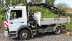 Gemeente veilt tractor en kantoormateriaal