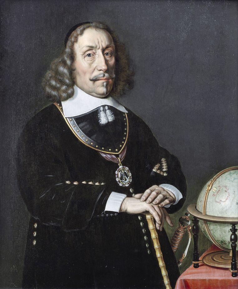 Witte Cornelisz. de With (1599-1658). Beeld Bonhams/Abraham van Westerveldt
