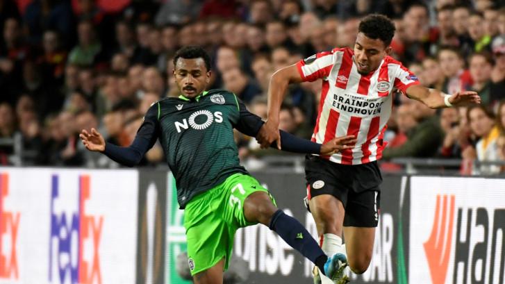 PSV kent goede Europa League-start met nipte zege op Sporting
