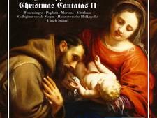 Joyeuze kerstcantates klinken voorbeeldig
